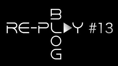 Re-play letters blog zwart #13