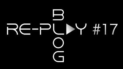 Re-play letters blog zwart #17