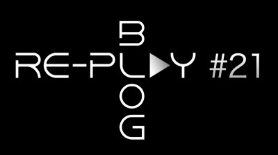 Re-play letters blog zwart #21