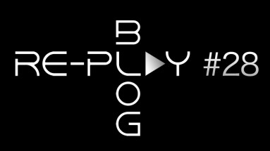 Re-play letters blog zwart #28