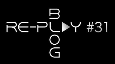 Re-play letters blog zwart #31