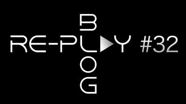 Re-play letters blog zwart #32