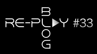 Re-play letters blog zwart #33