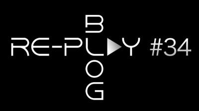 Re-play letters blog zwart #34