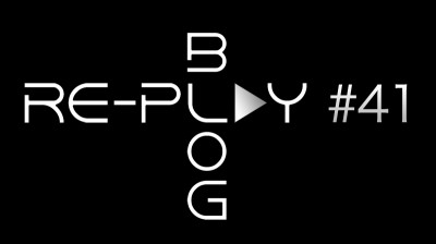 Re-play letters blog zwart #41