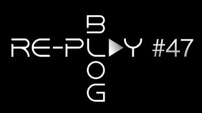 Re-play letters blog zwart #47