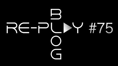 Re-play letters blog zwart #75