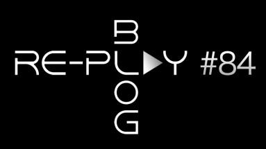 Re-play letters blog zwart #84