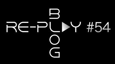 Re-play letters blog zwart #54