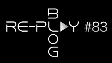 Re-play letters blog zwart #83